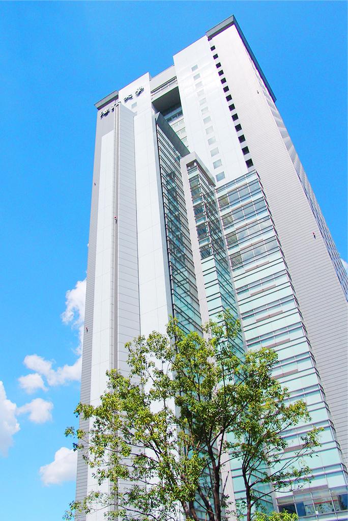 ボアソナード・タワーの写真